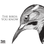 The birds you know